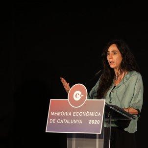 Llotja de Mar, Memoria economica de catalunya 2020 Monica Roca - Sergi Alcàzar