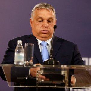líder primer ministro hungría viktor orbán