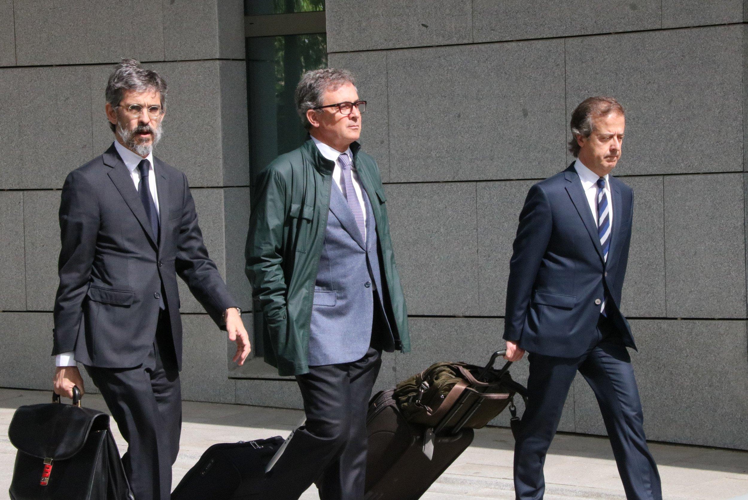 Jordi Pujol Ferrusola Audiència Nacional / ACN