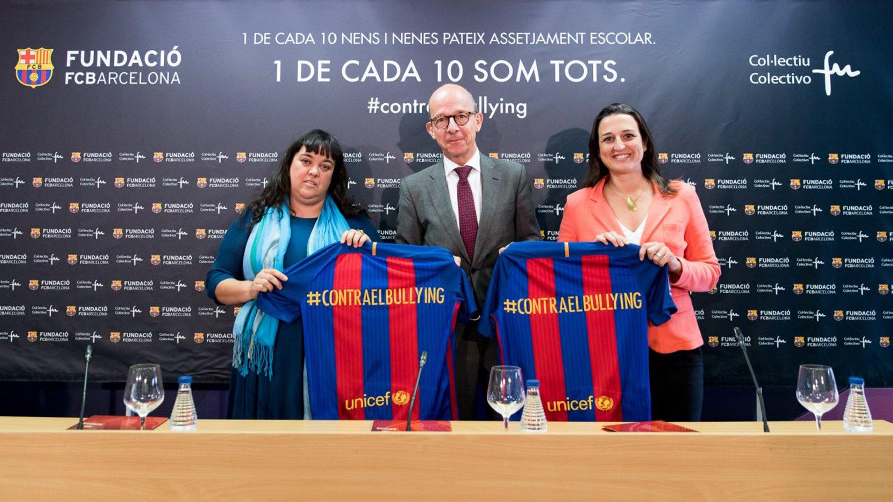 Bullying Barça FC Barcelona