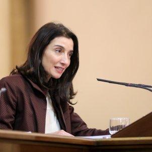 EuropaPress psoe socialista pilar llop senado ministerio ministra justicia