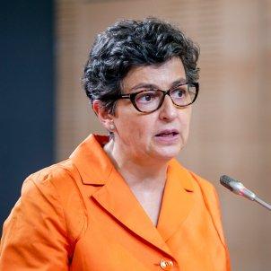 EuropaPress ministra de Asuntos Exteriores, Unión Europea y Cooperación, Arancha González Laya,