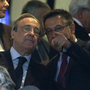 Florentino Pérez Josep Maria Bartomeu Reial Madrid Barça Efe