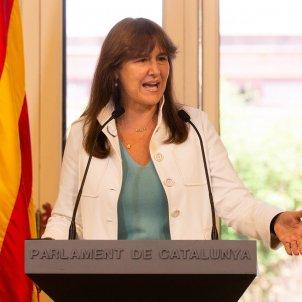 Laura Borràs Junts per Catalunya Presidenta Parlament / EFE