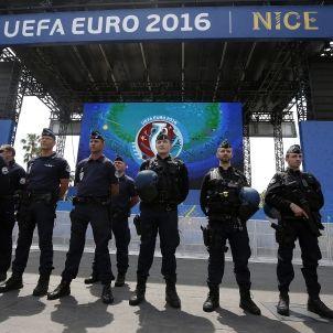 Eurocopa terrorismo seguridad efe