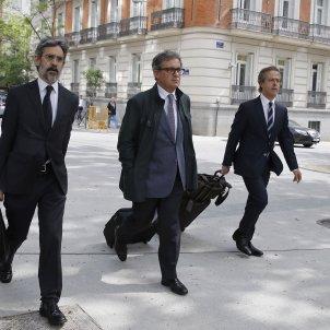 Jordi Pujol Ferrusola Audiencia Nacional / EFE