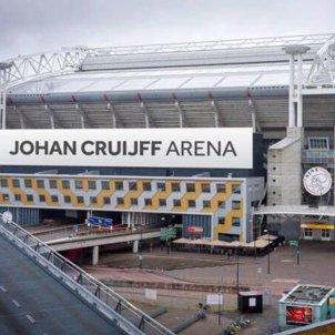 Johan Cruyff Arena Aja @JordiCruyff