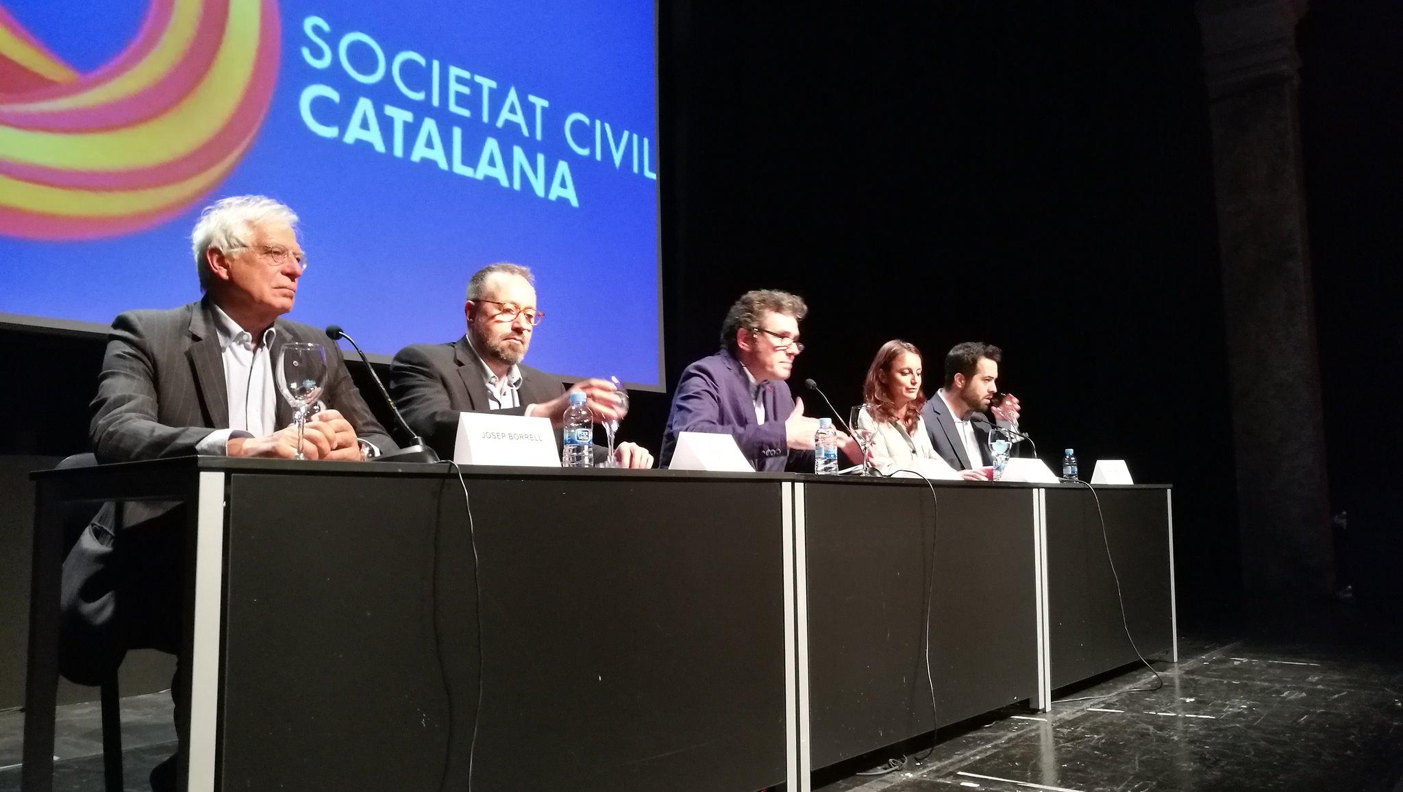 acte societat civil catalana madrid @scc