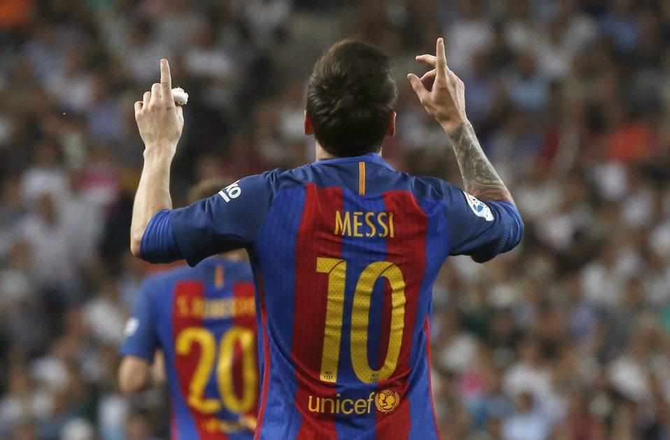 Leo Messi Barça Efe