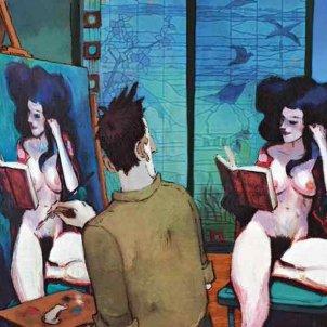 Naturalezas muertas pintor Zidrou Oriol Norma