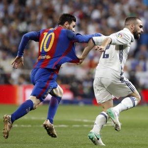 Barça Madrid Santiago Bernabeu EFE