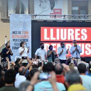 Junts per catalunya   homenaje presos represaliados