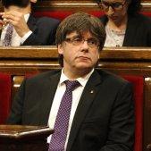 Puigdemont Parlament - ACN