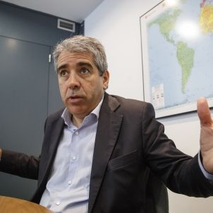 Francesc Homs CDC Alta - Sergi Alcazar
