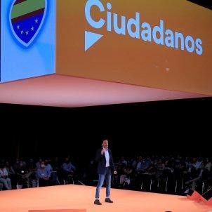 Edmundo Bal convención Ciutadans EFE