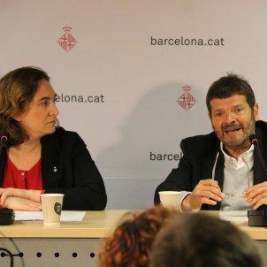 ada colau alcaldesa ayuntamiento barcelona albert batlle teniente acn