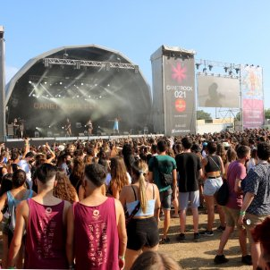 Canet Rock publico asistente festival covid  ACN