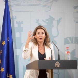 minsitra transportes Raquel Sánchez - Efe