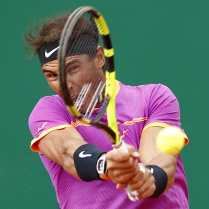 Rafa Nadal torneig Montecarlo EFE