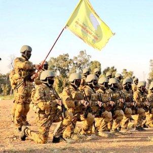 kurdistan siria - Coordination & Military Ops Center - SDF