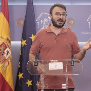 cup albert botran rueda prensa congreso EUROPA PRESS