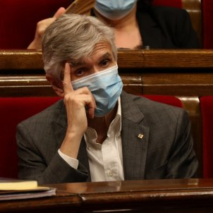 Josep Maria Argimon, pleno del parlament - ACN