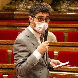 Vicepresidente del Govern, Jordi Puigneró, pleno del Parlament   ACN