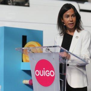 Presidenta adif isabel pardo vera ouigo - Isabel Infantes / Europa Press