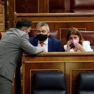 rufian psoe lastra simanca Congres - EFE
