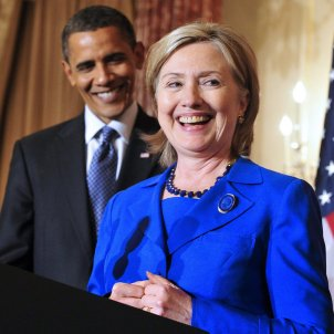 Clinton Obama EFE