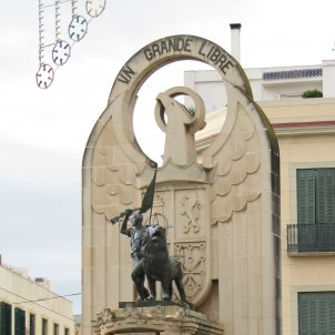 Melilla Monument a l'Exèrcit de la Victoria (Martijn Munneke)
