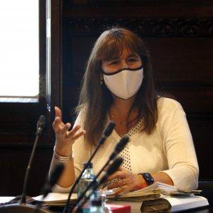 Laura borras presidenta parlament acn