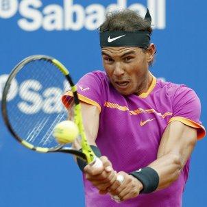 Rafa Nadal Open Banc Sabadell Godo EFE