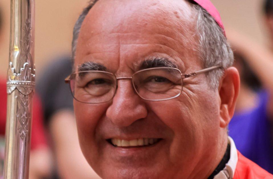 Jaume Pujol Balcells, arquebisbe metropolità de Tarragona i primat de les Espanyes