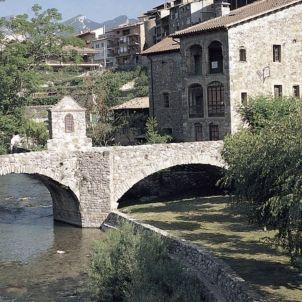 Bagà, un dels bonics municipis del Berguedà