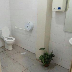 lavabo benzinera @mossos