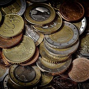 monedes euro pixabay