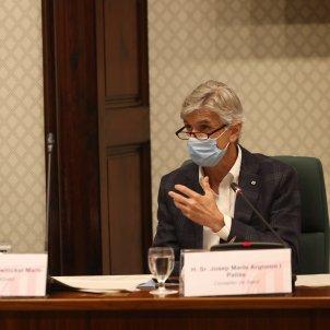 El Conseller de Salut, Josep María Argimon, Parlament de Catalunya - Sergi Alcàzar