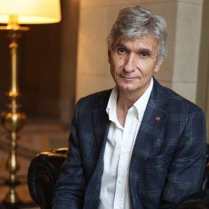 El Conseller de Salut, Josep María Argimón, en el Parlament de Catalunya - Sergi Alcàzar