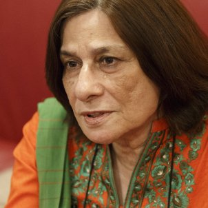 Mahnaz Rahman feminista pakistan - Sergi Alcàzar