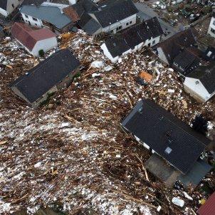 desastre natural alemania inundación efe