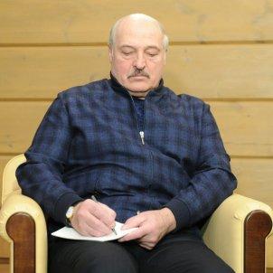 alexandr lukaixenko lukashenko bielorussia / efe
