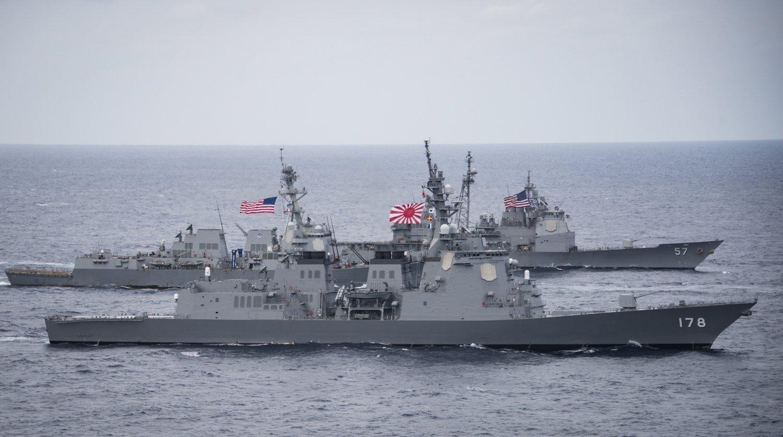 Marina dels Estats Units i Japó