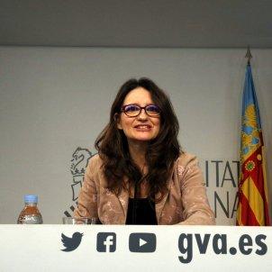 Mónica Oltra ACN