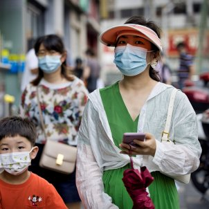 shangai china coronavirus brot efe