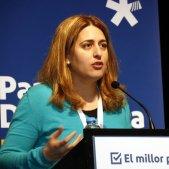 Marta Pascal acte a Tàrrega   ACN