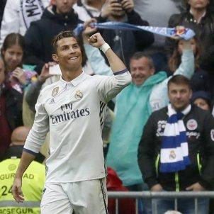 Cristiano Ronaldo Santiago Bernabeu gol Valencia Madrid EFE