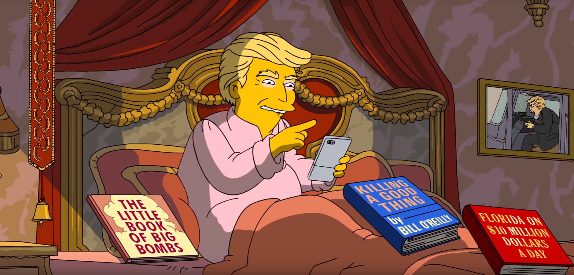 simpsons trump 3