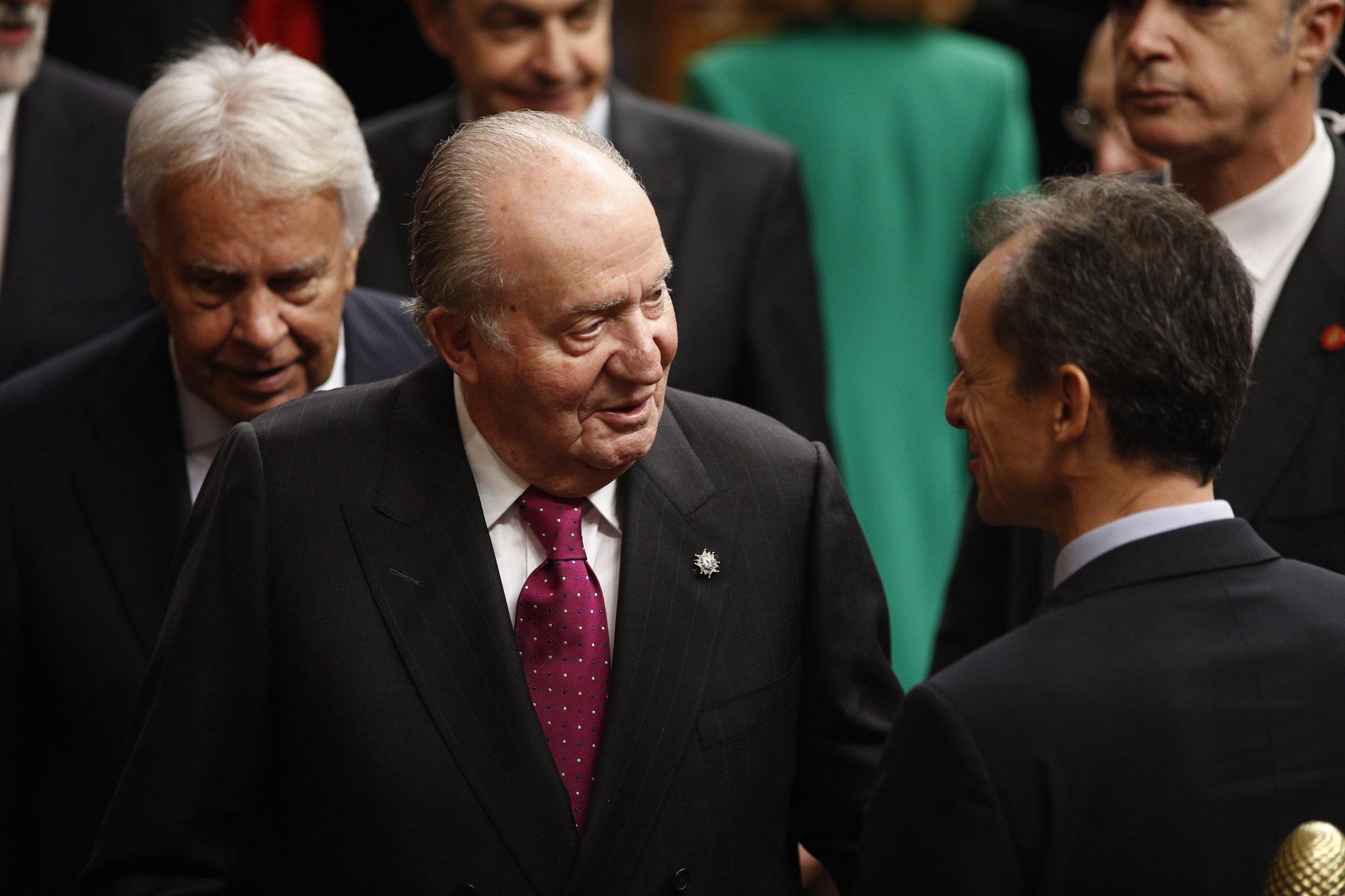 Juan Carlos I presionó a la Justicia para librar de la prisión a 'Los Albertos'