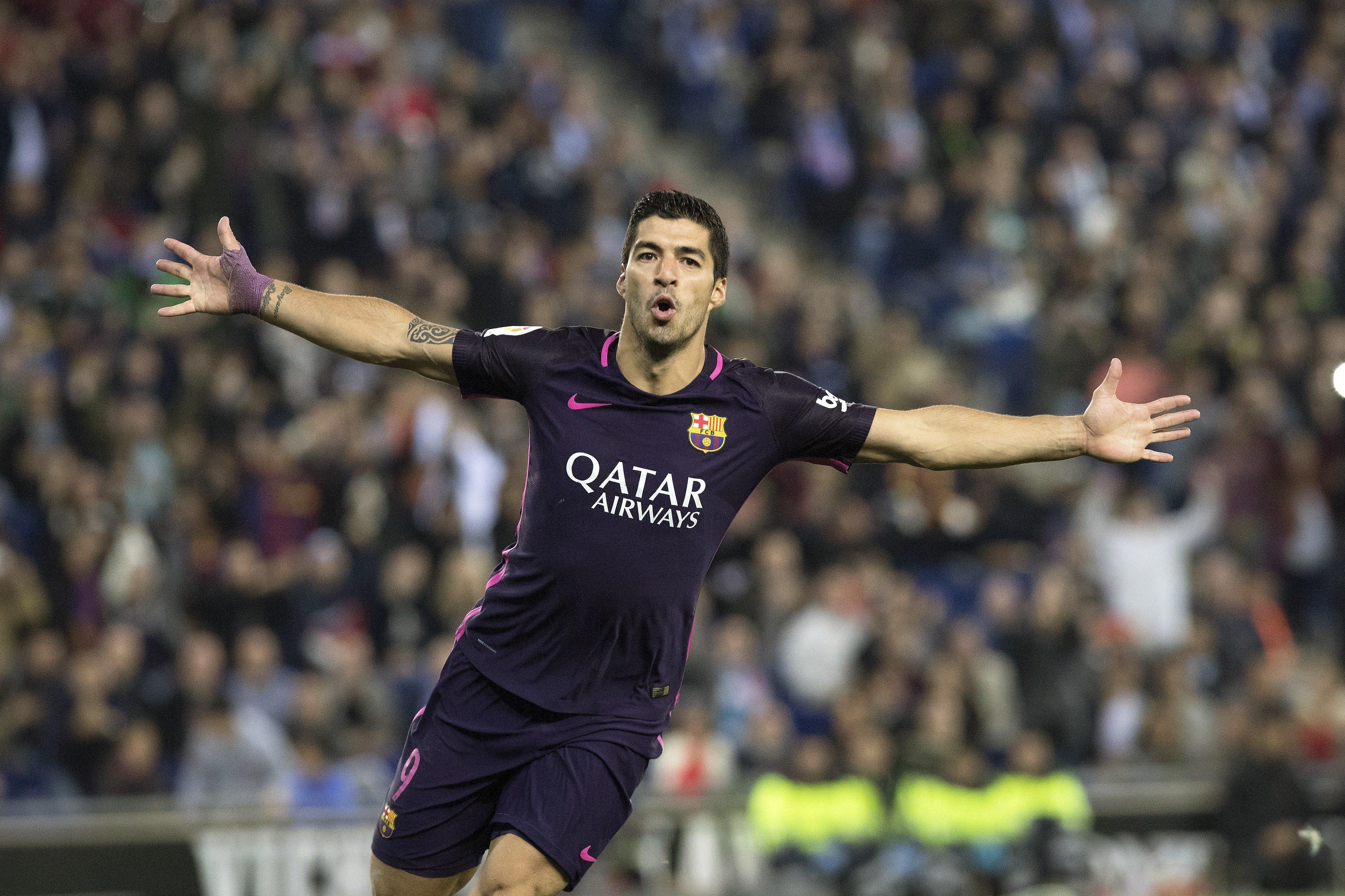 Luis Suárez Espanyol Barça Efe